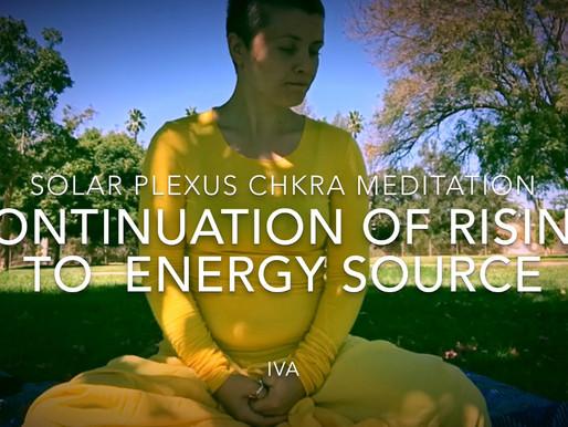 IVA Meditation Solar Plexus Chakra