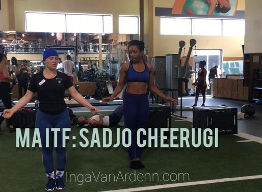 Martial Arts Taekwon-Do ITF first form: Sadjo Cheerugi