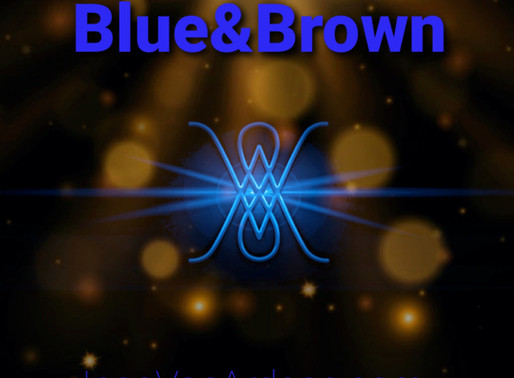 Welcome to Blue and Brown