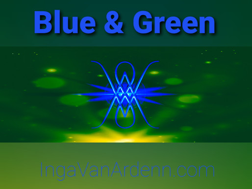 Welcome to Blue and Green!