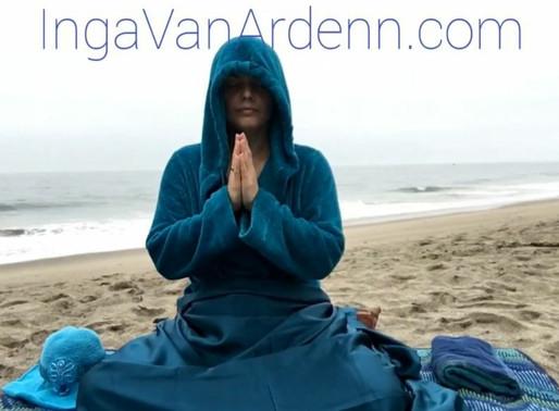 IVA Meditation 12 hours of ocean, sky & planet time