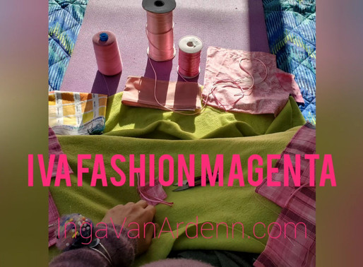 IVA Fashion Magenta