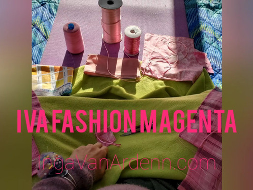 IVA Fashion Magenta