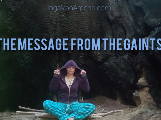 The message from the gaints