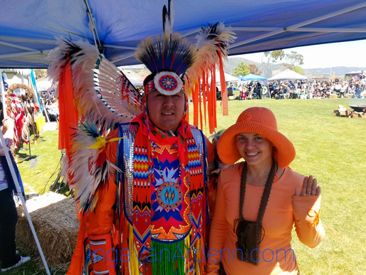Powwow Chumash Day