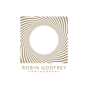 GOLD LOGO ROBIN GODFREY PHOTOGRAPHY