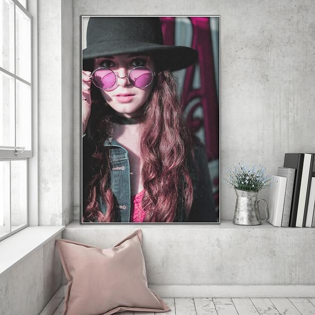 Wall Portraits By Robin Godfrey Photogra