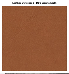 Leather Distressed D08 Sienna Earth  .pn