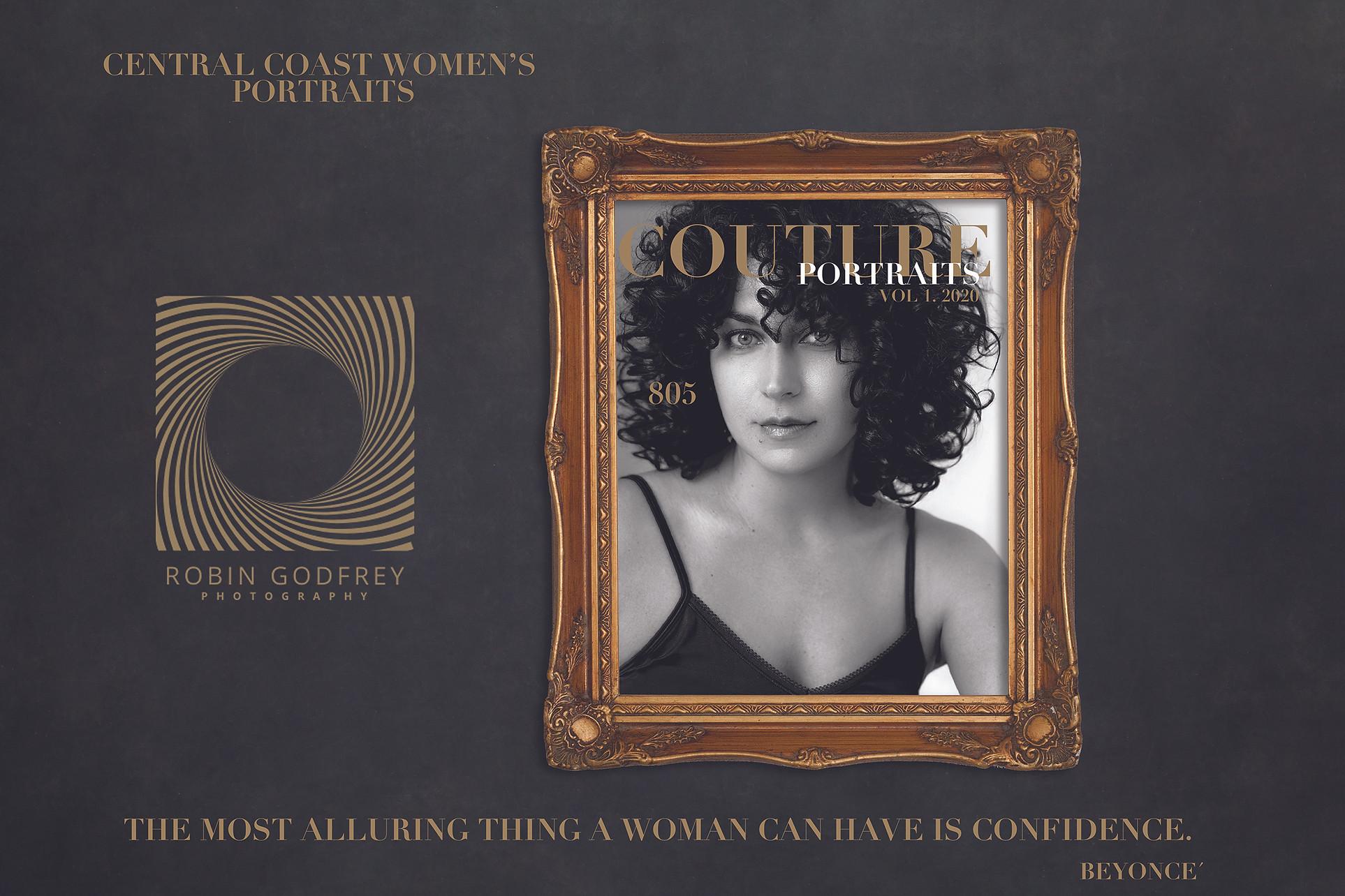 Central Coast Women's Portraits