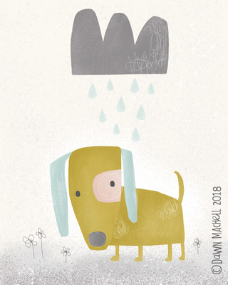 dog rain dawnmachell .jpg