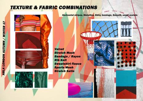 Shara Johnson Design - Abla London AW 17 / Ss18 - Fabric & Texture