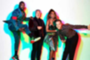 Will.I.Am - 'The Voice' UK Press shoot -