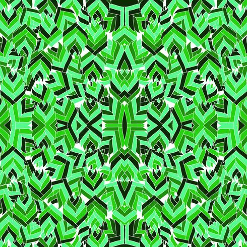 Shara Johnson - Palm Leaf Print 2