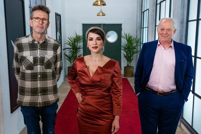 BBC2 'Great British Menu' 2021