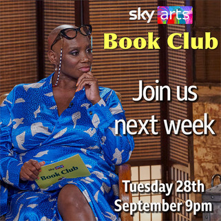 Andi Oliver - 'Sky Arts' Book Club 2021