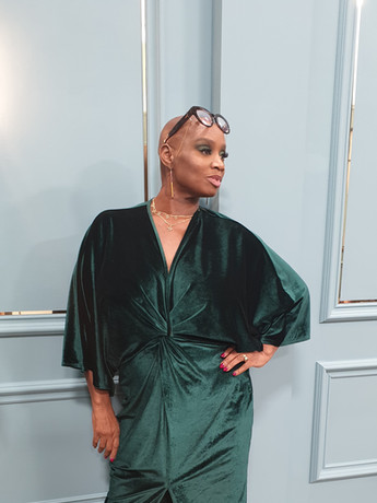 Andi Oliver styled by Shara Johnson - Gr