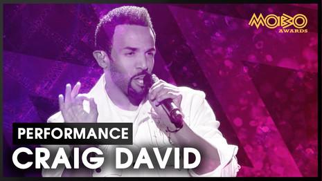 Craig David - MOBOS 2016 Performance