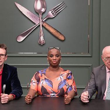 BBC2 'Great British Menu' 2019 (Fashion Assistant)