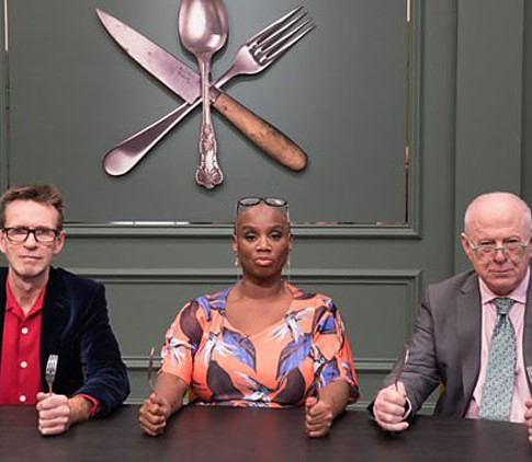 BBC2 'Great British Menu' 2019 (Fashion Assistant)