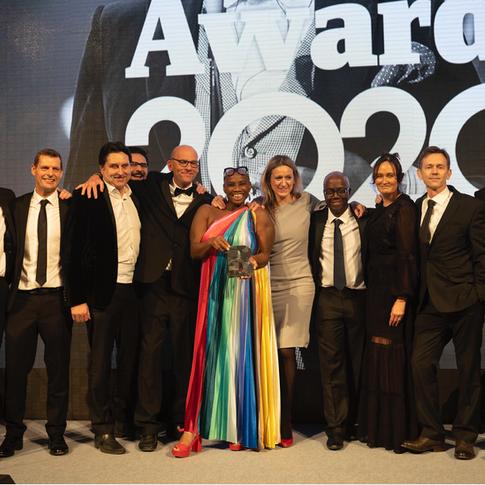 The Broadcast Awards (Stylist)
