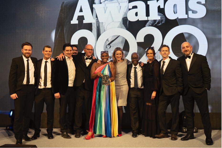 The Broadcast Awards 2020 (Stylist)