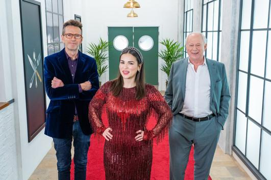 BBC2 'Great British Menu' Judges 2021