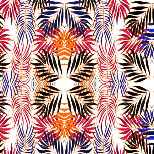 Shara Johnson - Leaves in colour