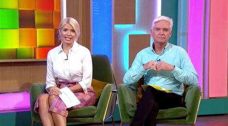 ITV 'This Morning' Fashion Segement (Fashion Assistant)