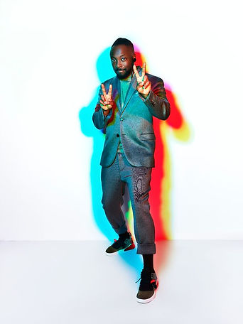 Will.I.Am - 'The Voice UK' Press shoot -