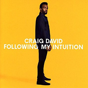 Craig David - 'FMI' Album Cover