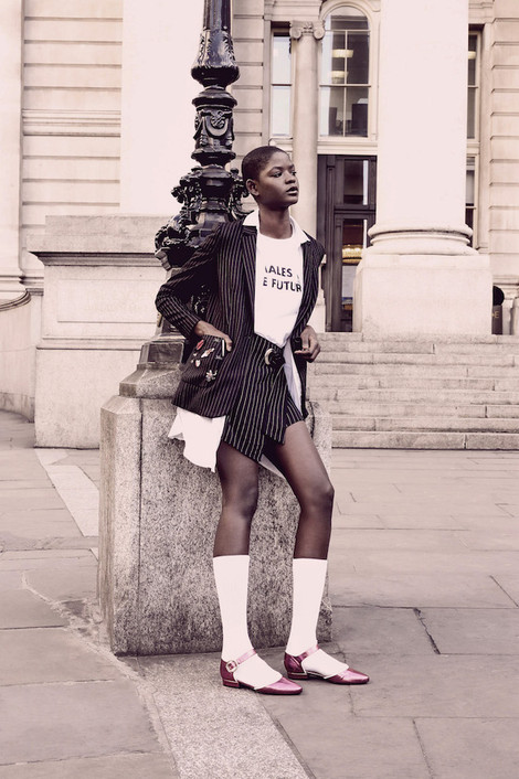 Tomboy Editorial for 'Notion' Magazine