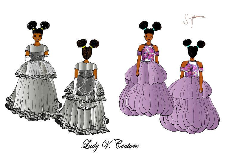 Shara Johnson Design - LVC Ss17 / 18