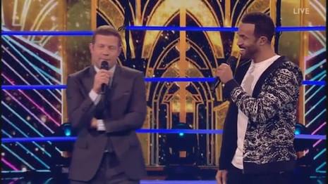 Craig David - 'X Factor' 2016 Peformance