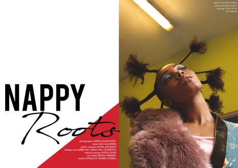 'Nappy Roots' Editorial for 'Noctis' Magazine