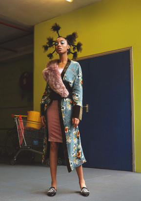 Nappy Roots Editorial - 'Noctis' Magazine (Fashion Assistant)