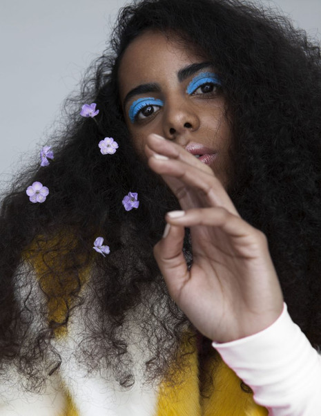 'Forget Me Not' Editorial for 'Notion' Magazine
