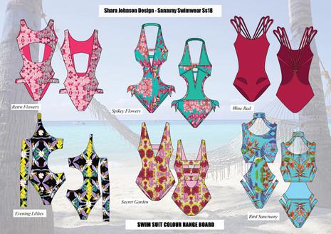 Shara Johnson Design for Maria Pinnock R
