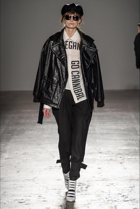 'Grinko' AW17 Milan Fashion Week (Fashion Assistant)