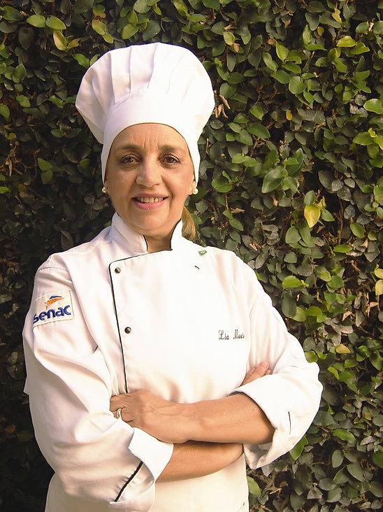 Lia Martins, Chef especializada na Culinária Paraense.