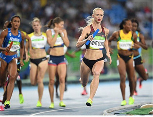 Olympic 4x4 Final