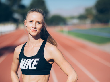 Becoming a Nike Athlete