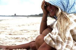 Hooded change towel Selkie