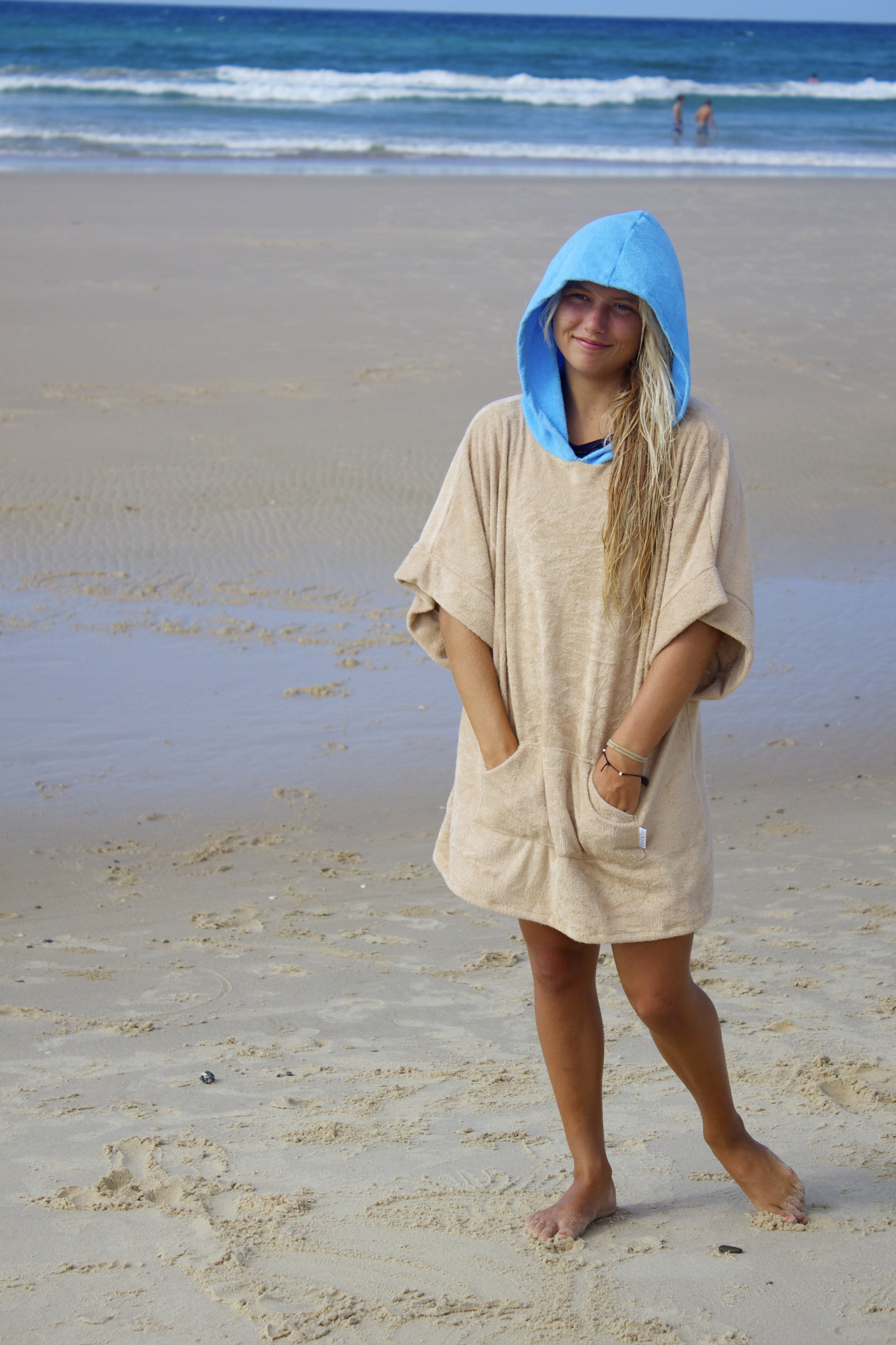 Selkie Bamboo Poncho