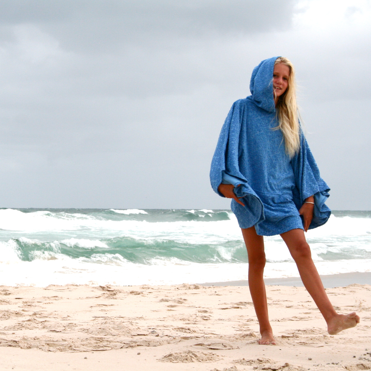 Our Original Towel Poncho Cape