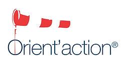 LOGO ORIENT'ACTION VERSION ORIGINALE - 2