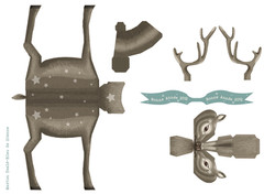 carte-voeux-paper-toy-2012-cerf