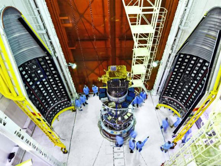 All about HySIS (Hyperspectral Imaging Satellite) of ISRO. See first image sent by HySIS
