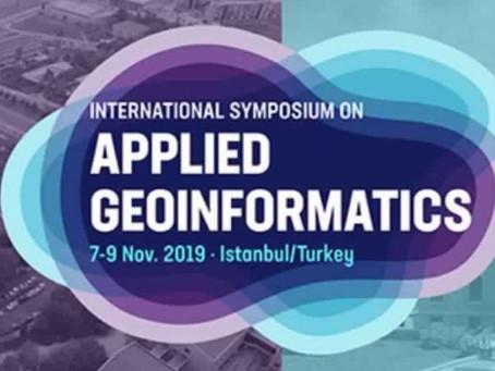 INTERNATIONAL SYMPOSIUM ON APPLIED GEOINFORMATICS