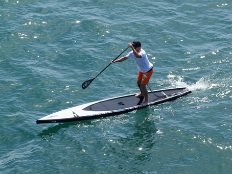 How to Shorten your SUP Paddle