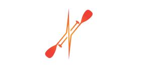 SUP Examiner Crossed Paddles Logo